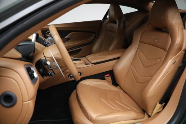 New 2020 Aston Martin DBS Superleggera Coupe for sale Sold at Bugatti of Greenwich in Greenwich CT 06830 15