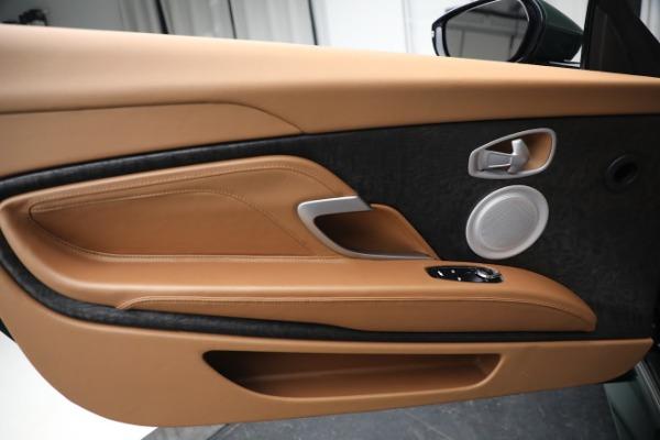 New 2020 Aston Martin DBS Superleggera Coupe for sale Sold at Bugatti of Greenwich in Greenwich CT 06830 16