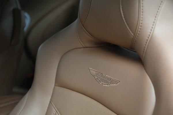 New 2020 Aston Martin DBS Superleggera Coupe for sale Sold at Bugatti of Greenwich in Greenwich CT 06830 17
