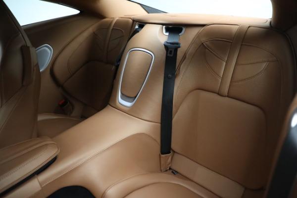 New 2020 Aston Martin DBS Superleggera Coupe for sale Sold at Bugatti of Greenwich in Greenwich CT 06830 18