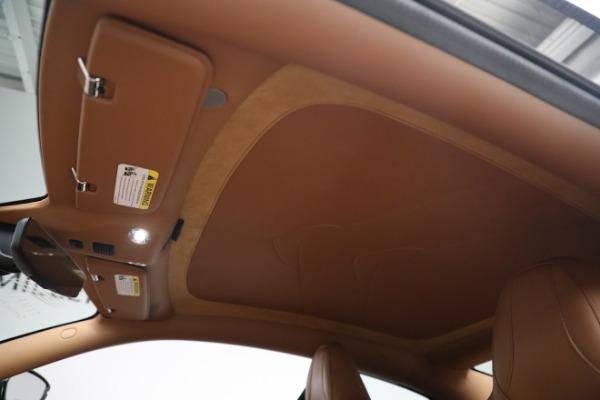New 2020 Aston Martin DBS Superleggera Coupe for sale Sold at Bugatti of Greenwich in Greenwich CT 06830 19