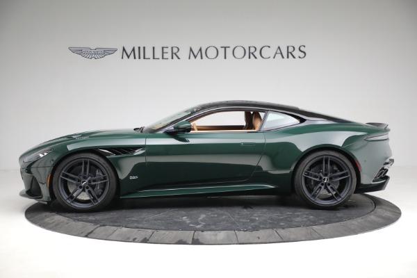 New 2020 Aston Martin DBS Superleggera Coupe for sale Sold at Bugatti of Greenwich in Greenwich CT 06830 2