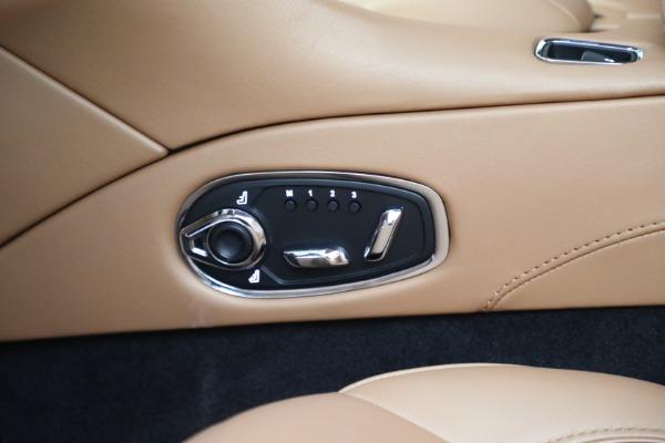 New 2020 Aston Martin DBS Superleggera Coupe for sale Sold at Bugatti of Greenwich in Greenwich CT 06830 22