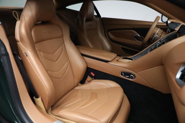 New 2020 Aston Martin DBS Superleggera Coupe for sale Sold at Bugatti of Greenwich in Greenwich CT 06830 24