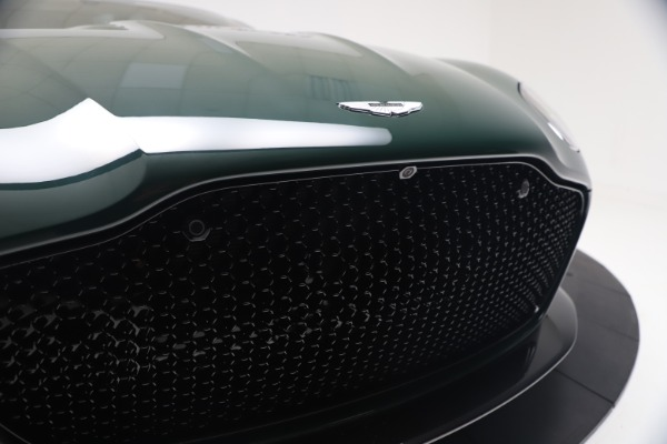 New 2020 Aston Martin DBS Superleggera Coupe for sale Sold at Bugatti of Greenwich in Greenwich CT 06830 25