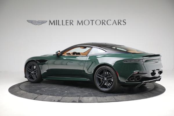 New 2020 Aston Martin DBS Superleggera Coupe for sale Sold at Bugatti of Greenwich in Greenwich CT 06830 3