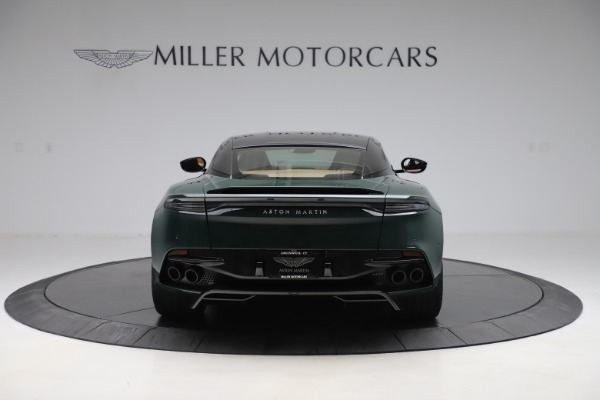 New 2020 Aston Martin DBS Superleggera Coupe for sale Sold at Bugatti of Greenwich in Greenwich CT 06830 6