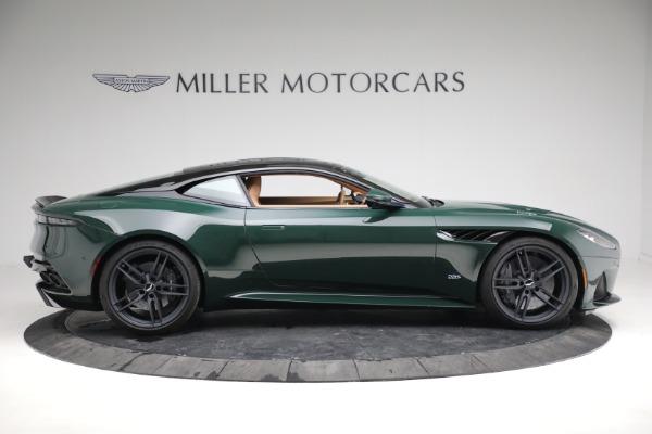 New 2020 Aston Martin DBS Superleggera Coupe for sale Sold at Bugatti of Greenwich in Greenwich CT 06830 8