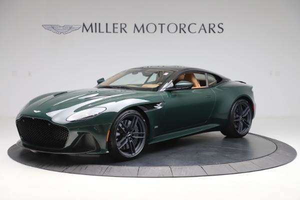 New 2020 Aston Martin DBS Superleggera Coupe for sale Sold at Bugatti of Greenwich in Greenwich CT 06830 1