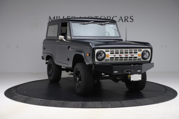 Used 1972 Ford Bronco Icon for sale Sold at Bugatti of Greenwich in Greenwich CT 06830 11