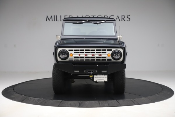 Used 1972 Ford Bronco Icon for sale Sold at Bugatti of Greenwich in Greenwich CT 06830 12