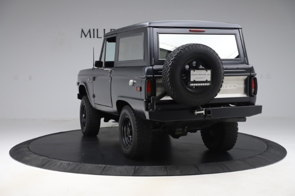 Used 1972 Ford Bronco Icon for sale Sold at Bugatti of Greenwich in Greenwich CT 06830 5