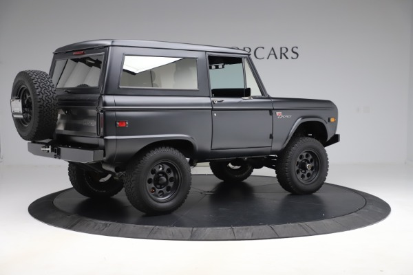 Used 1972 Ford Bronco Icon for sale Sold at Bugatti of Greenwich in Greenwich CT 06830 8