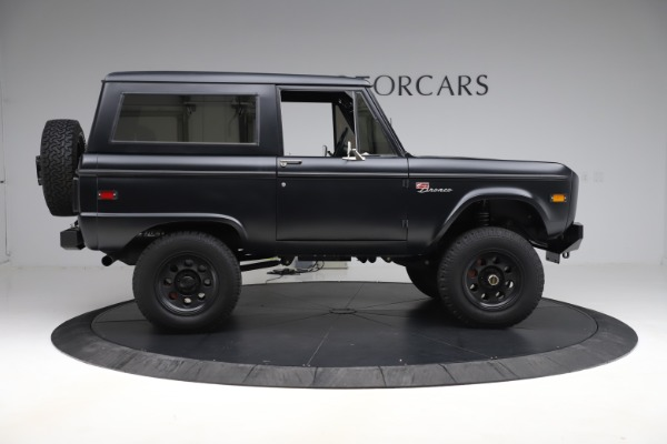 Used 1972 Ford Bronco Icon for sale Sold at Bugatti of Greenwich in Greenwich CT 06830 9