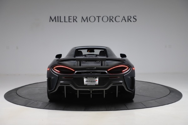 Used 2020 McLaren 600LT SPIDER Convertible for sale $249,900 at Bugatti of Greenwich in Greenwich CT 06830 17
