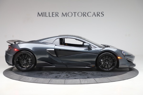 Used 2020 McLaren 600LT SPIDER Convertible for sale $249,900 at Bugatti of Greenwich in Greenwich CT 06830 19