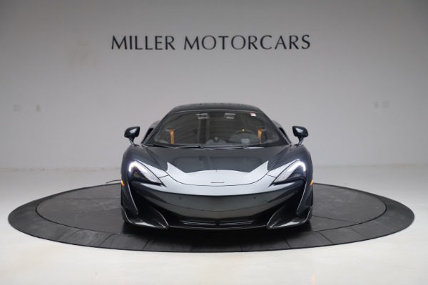 Used 2020 McLaren 600LT SPIDER Convertible for sale $249,900 at Bugatti of Greenwich in Greenwich CT 06830 21