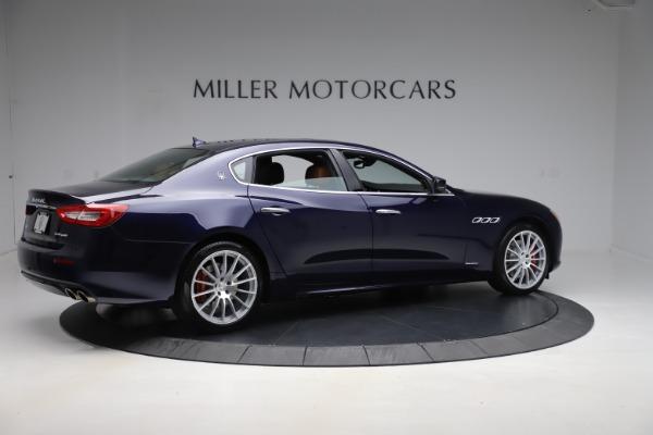 Used 2017 Maserati Quattroporte S Q4 GranLusso for sale Sold at Bugatti of Greenwich in Greenwich CT 06830 8