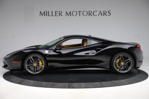 Used 2017 Ferrari 488 GTB for sale $240,900 at Bugatti of Greenwich in Greenwich CT 06830 3