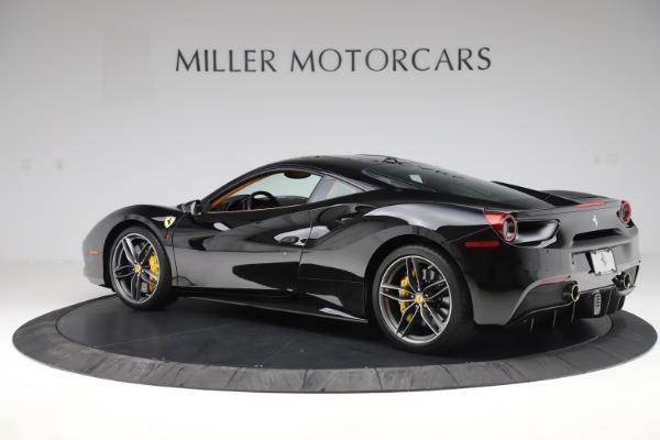 Used 2017 Ferrari 488 GTB for sale $240,900 at Bugatti of Greenwich in Greenwich CT 06830 4