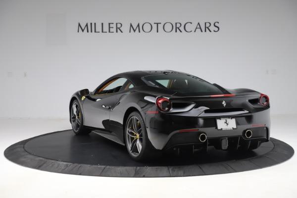 Used 2017 Ferrari 488 GTB for sale $240,900 at Bugatti of Greenwich in Greenwich CT 06830 5
