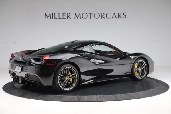 Used 2017 Ferrari 488 GTB for sale $240,900 at Bugatti of Greenwich in Greenwich CT 06830 8