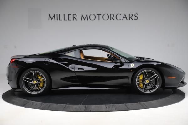 Used 2017 Ferrari 488 GTB for sale $240,900 at Bugatti of Greenwich in Greenwich CT 06830 9