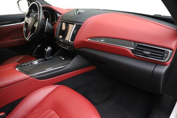 Used 2017 Maserati Levante S for sale Sold at Bugatti of Greenwich in Greenwich CT 06830 22