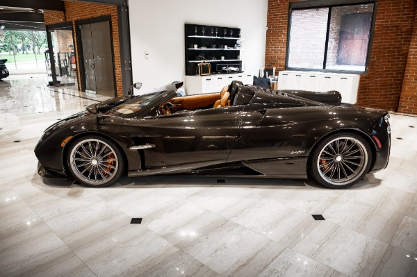 Used 2017 Pagani Huayra Roadster Roadster for sale Call for price at Bugatti of Greenwich in Greenwich CT 06830 2