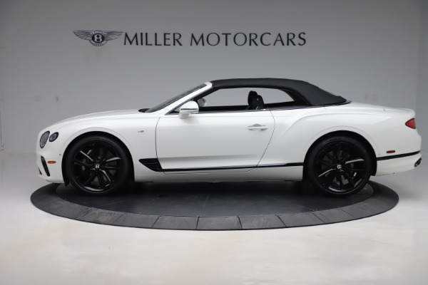 Used 2020 Bentley Continental GTC V8 for sale $277,915 at Bugatti of Greenwich in Greenwich CT 06830 10