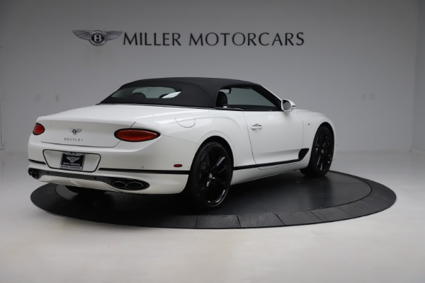 Used 2020 Bentley Continental GTC V8 for sale $277,915 at Bugatti of Greenwich in Greenwich CT 06830 12