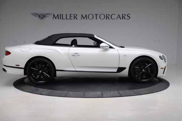 Used 2020 Bentley Continental GTC V8 for sale $277,915 at Bugatti of Greenwich in Greenwich CT 06830 13