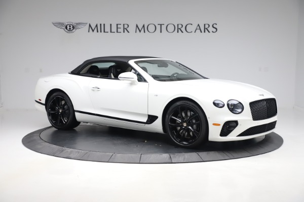 New 2020 Bentley Continental GTC V8 for sale Sold at Bugatti of Greenwich in Greenwich CT 06830 14