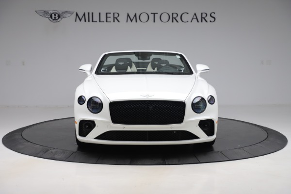 Used 2020 Bentley Continental GTC V8 for sale $277,915 at Bugatti of Greenwich in Greenwich CT 06830 15