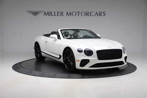 New 2020 Bentley Continental GTC V8 for sale Sold at Bugatti of Greenwich in Greenwich CT 06830 19