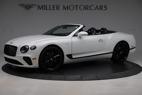 Used 2020 Bentley Continental GTC V8 for sale $277,915 at Bugatti of Greenwich in Greenwich CT 06830 2