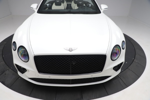 New 2020 Bentley Continental GTC V8 for sale Sold at Bugatti of Greenwich in Greenwich CT 06830 20