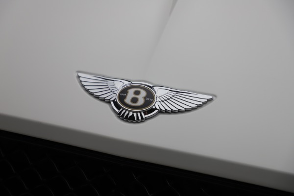 New 2020 Bentley Continental GTC V8 for sale Sold at Bugatti of Greenwich in Greenwich CT 06830 21