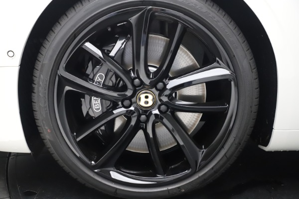 Used 2020 Bentley Continental GTC V8 for sale $277,915 at Bugatti of Greenwich in Greenwich CT 06830 23