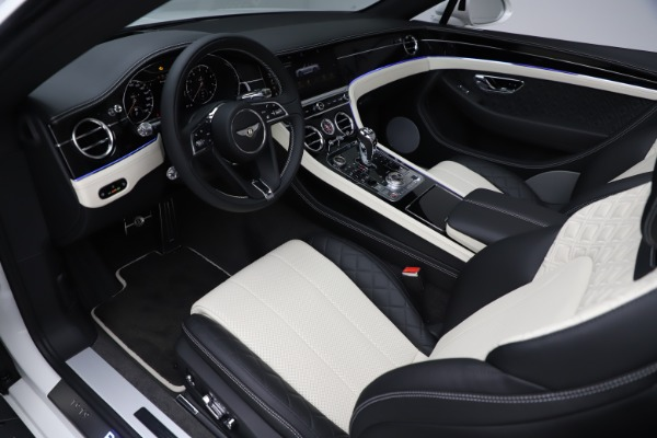 New 2020 Bentley Continental GTC V8 for sale Sold at Bugatti of Greenwich in Greenwich CT 06830 26