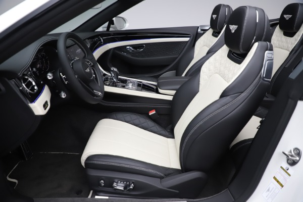 New 2020 Bentley Continental GTC V8 for sale Sold at Bugatti of Greenwich in Greenwich CT 06830 27