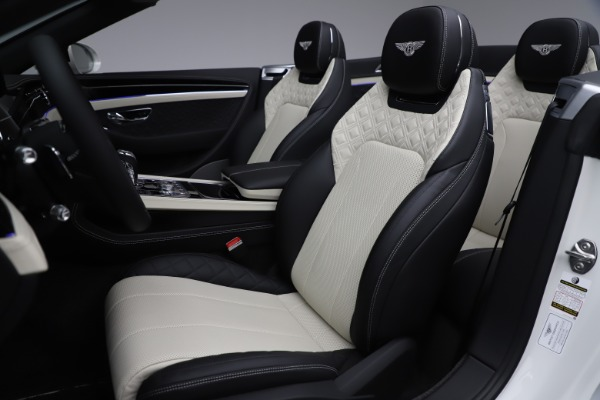 Used 2020 Bentley Continental GTC V8 for sale $277,915 at Bugatti of Greenwich in Greenwich CT 06830 28