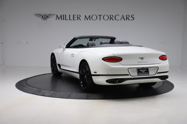 New 2020 Bentley Continental GTC V8 for sale Sold at Bugatti of Greenwich in Greenwich CT 06830 4