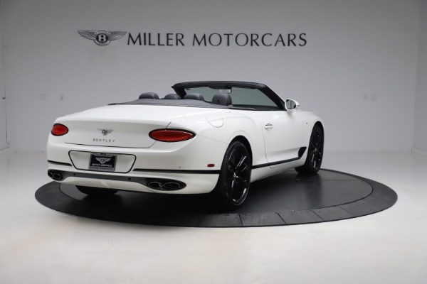 New 2020 Bentley Continental GTC V8 for sale Sold at Bugatti of Greenwich in Greenwich CT 06830 6