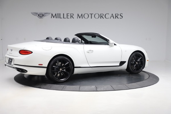 Used 2020 Bentley Continental GTC V8 for sale $277,915 at Bugatti of Greenwich in Greenwich CT 06830 7