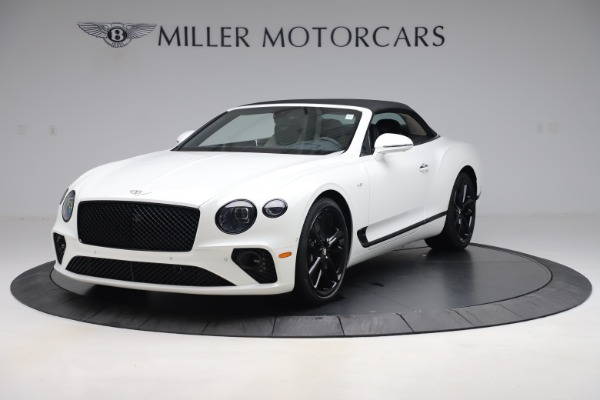 New 2020 Bentley Continental GTC V8 for sale Sold at Bugatti of Greenwich in Greenwich CT 06830 8