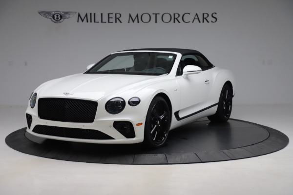 New 2020 Bentley Continental GTC V8 for sale Sold at Bugatti of Greenwich in Greenwich CT 06830 9