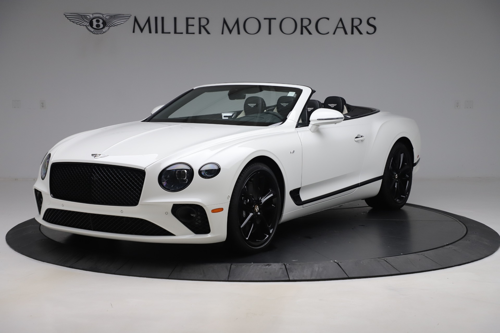 Used 2020 Bentley Continental GTC V8 for sale $277,915 at Bugatti of Greenwich in Greenwich CT 06830 1