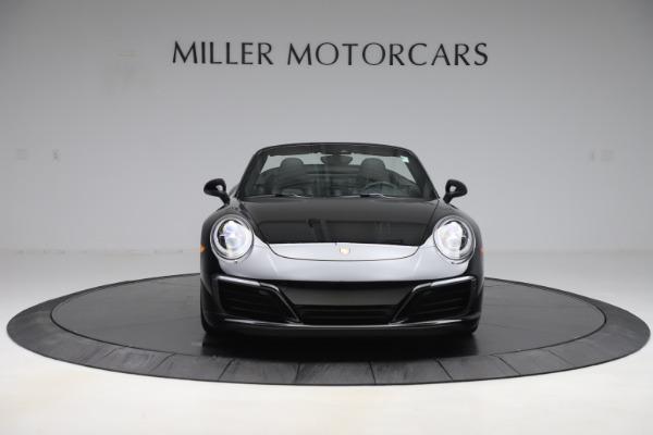 Used 2017 Porsche 911 Carrera 4S for sale $109,900 at Bugatti of Greenwich in Greenwich CT 06830 12