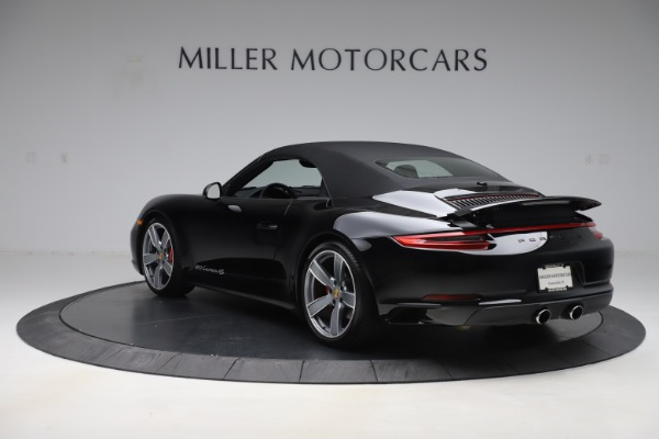 Used 2017 Porsche 911 Carrera 4S for sale Sold at Bugatti of Greenwich in Greenwich CT 06830 15